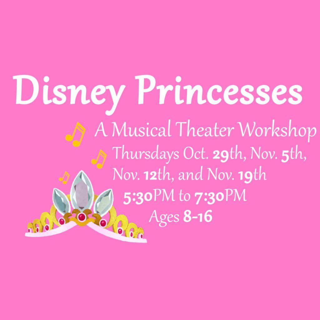 Disney Princesses meet every Thursday